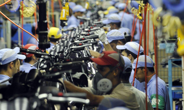 Produção de motocicletas cresce 29,3% no acumulado do ano e supera índices pré-pandemia