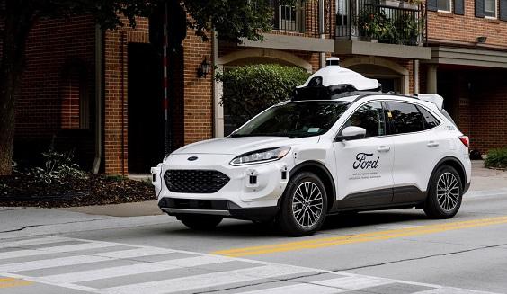 Ford apresenta a quarta geração de veículos autônomos de teste
