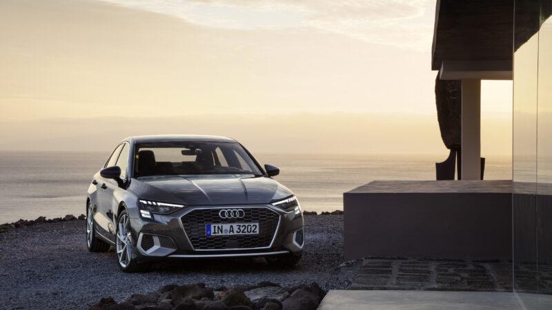 Primeiras unidades dos novos A3 Sedan e Sportback desembarcam no País