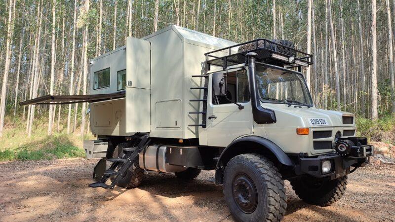 Primeira linha de veículos de expedição é lançada no Brasil