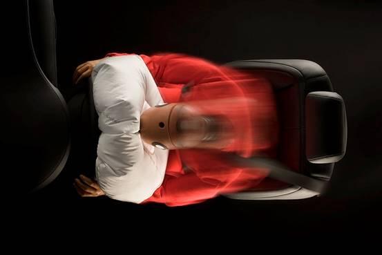 Mercedes-Benz registrava há 50 anos a patente fundamental do airbag