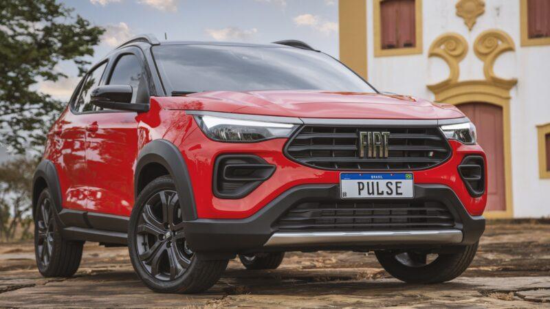 Pulse, primeiro SUV da Fiat, chega ao mercado por R$ 79.990