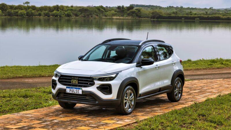 Fiat Pulse vende em 2 dias mais que Nivus e Tracker em um mês