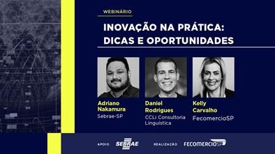 FecomercioSP realiza evento sobre inovação nos negócios para PMEs