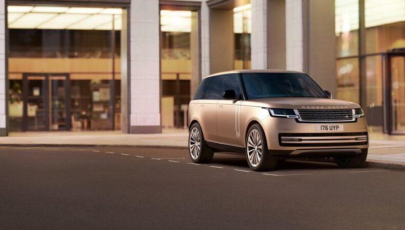 Novo Range Rover incorpora modernidade, refinamento e capacidade